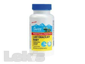 Swiss LAKTOBACILKY BABY cps.30