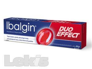 IBALGIN DUO EFFECT DRM CRM 1X50GM