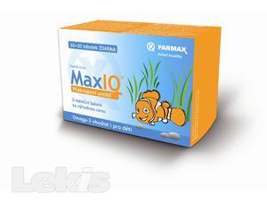 Farmax MaxIQ tob.30 + dárek magnet