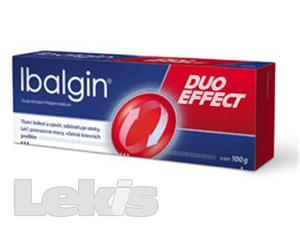 IBALGIN DUO EFFECT DRM CRM 1X100GM