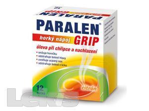 PARALEN GRIP HORKÝ NÁPOJ POR GRA SUS 12 citron