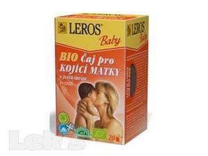 LEROS BABY BIO Čaj kojící matky n.s.20x2