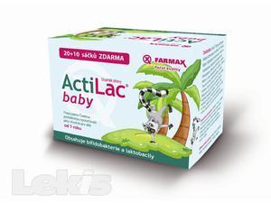 Farmax Actilac Baby 20+10 sáčků zdarma