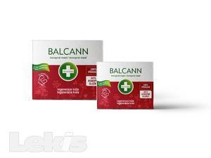 Balcann - konopná mast (kůže jizvy rány) 15ml