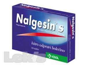 NALGESIN S..tbl obd 10x275mg