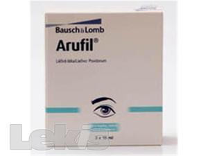 Arufil oph.gtt.sol.3x10ml
