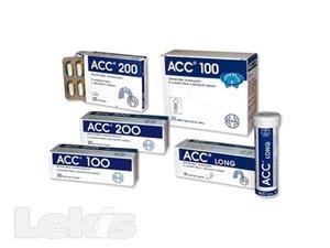 ACC 200..por cps dur20x200mg