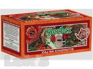 HERBEX Čaj na hubnutí n.s.