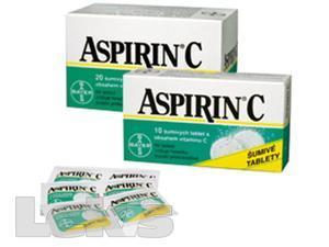 Aspirin-C por.tbl.eff.20