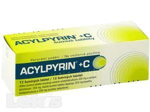 ACYLPYRIN + C tbl eff 12