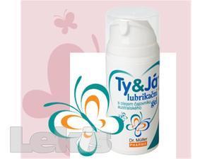 Lubrikační gel Tea tree oil 100g