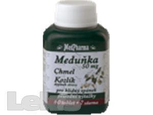 MedPharma Meduňka+chmel+kozlík cps.37