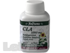 MedPharma CLA 1000 mg - 67 tob.