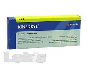KINEDRYL..tbl 10