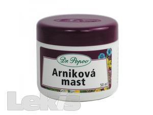 Dr. Popov Arnikova mast 50ml