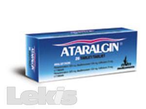 ATARALGIN..por tbl nob 20