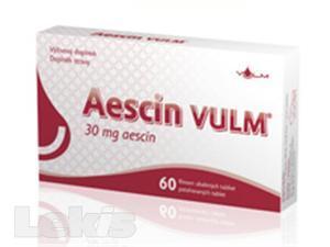 AESCIN 30mg tbl.60 VULM