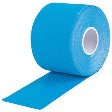 Kinesio tape TRIXLINE 5cmx5m modra