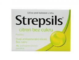 STREPSILS CITRON BEZ CUKRU ORM PAS 24