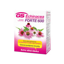 GS Echinacea Forte 600 tbl.30 - 1
