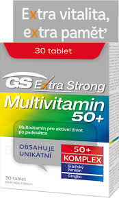 GS Extra Strong Multivitamin 50+ tbl.30 - 1