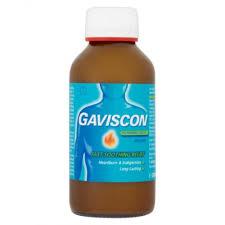 GAVISCON LIQUID PEPPERMINT POR SUS 1X300 - 1