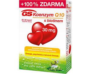 GS Koenzym Q10 30mg cps.30+30 - 1
