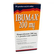 Ibumax 200mg por.tbl.flm.30x200mg - 1