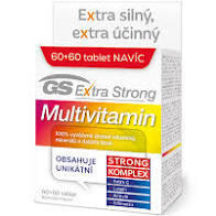 GS Extra Strong Multivitamin tbl.60+30