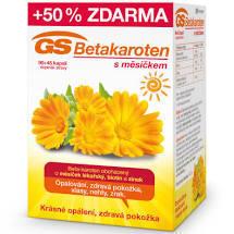 GS Betakaroten s měsíčkem 90+45 (dárek sprchový gel - do vyprodání zásob)