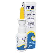 Mar Plus nosní sprej 20ml 140dávek