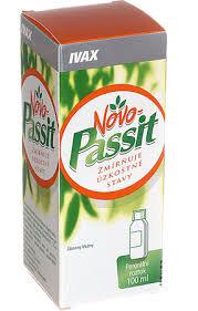 NOVO-PASSIT POR SOL 1X200ML