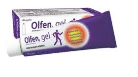 OLFEN DRM GEL 1X100GM