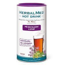 HerbalMed Hot drink Dr. Weiss nachlazeni ryma 180g