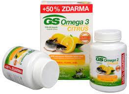 GS Omega 3 Citrus cps. 100+50