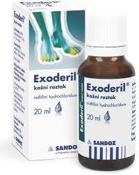EXODERIL DRM SOL 1X20ML