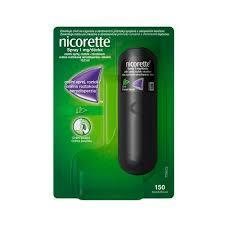 Nicorette spray 1mg/dav.orm.spr.2x13.2ml