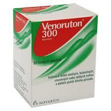 VENORUTON 300..por cps dur50x300mg