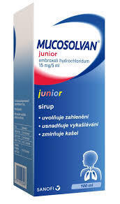 MUCOSOLVAN JUNIOR 3MG/ML SIR 100ML