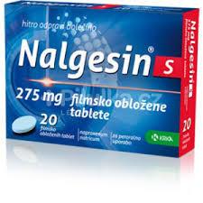NALGESIN S POR TBL FLM 30X275MG