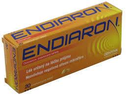 ENDIARON 250MG TBL FLM 20