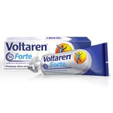 VOLTAREN FORTE 2,32% DRM GEL 1X50GM