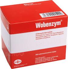 WOBENZYM..drg 200 - 1