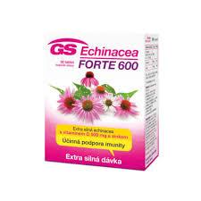GS Echinacea Forte 600 tbl.30 - 2