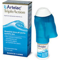 Artelac TripleAction 10ml - 2